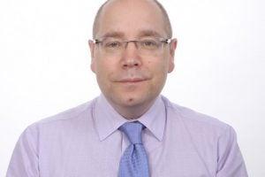 Jamie Walker, a Tesco közép-európai beszerzési igazgatója