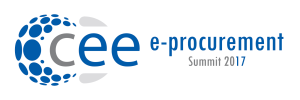 Közép-kelet-európai e-Beszerzési Csúcstalálkozó banner
